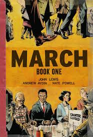 March! Book one