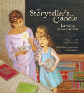 Storyteller's Candle
