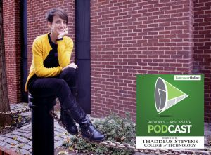 Women in STEM podcast